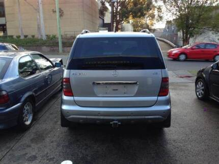 Mercedes ML-Series 4x4 MERCEDES BENZ ML270 TURBO DIESEL FOR PARTS Northmead Parramatta Area Preview