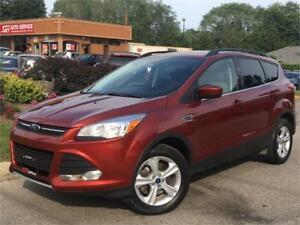 2014 Ford Escape SE-4WD-CAMERA-HEATED SEAT-ONLY 64KMS