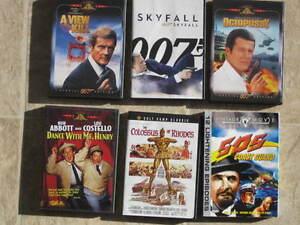 12 films DVD - AVENTURE ET CLASSIQUE