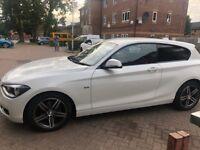 BMW 1 Series 1.6 116i Sport Sports Hatch 3dr Low Mileage