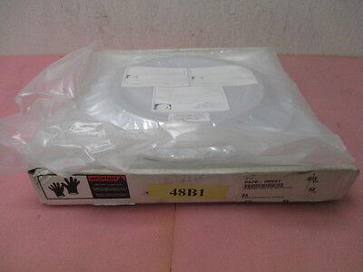 """AMAT 0020-20937 Clamping Ring 8"""" AL Major Flat, Quartz, 399179"""