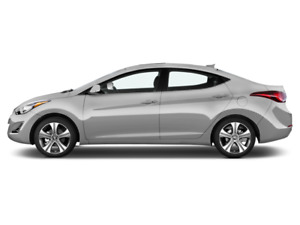 2016 Hyundai Elantra L - Manual (60,000 km) - BTC Accepted ✓