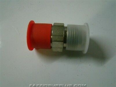 4parker Hydraulic Fitting 37 Deg Flare Adapter 0103-8-10