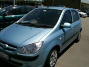 2007 Hyundai Getz 1.6 SX Blue Automatic Hatchback Pearsall Wanneroo Area Preview