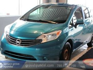 2014 Nissan Versa Note SV: AUTOMATIC, AIR, BLUETOOTH, CRUISE CON