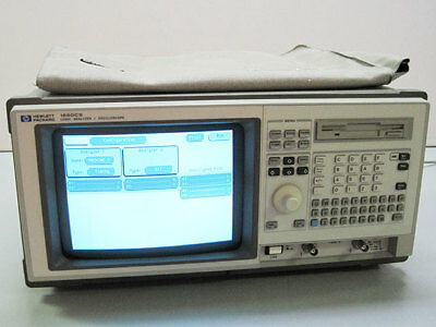 Hp Agilent 1660cs Logic Analyzer Oscilloscope 015