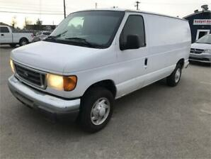 2005 Ford E-Series E-250 Cargo Van