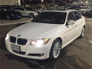 2011 BMW 3 -series Xdrive $17295 97000 kms