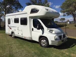 2009 Fiat Ducato Avan Ovation Motorhome - Great condition Low KM Toowoomba Toowoomba City Preview