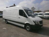 Short Notice Man & Van Hire £15P/H Removal & Courier service