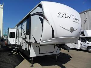 2017 39 FT EVERGREEN RV BAY VIEW SELECT 374REBH 5TH WHEEL