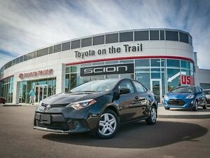 2014 Toyota Corolla LE, Heated Seats, Touch Screen, Back Up Came
