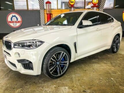 2016 BMW X6 F86 M Alpine White 8 Speed Automatic Coupe Fyshwick South Canberra Preview