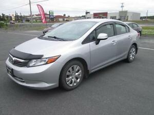 2012 Honda Civic Sdn LX   (AS TRADED)
