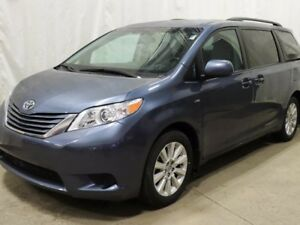 2016 Toyota Sienna LE AWD w/ Backup Camera, Bluetooth, Heated Se