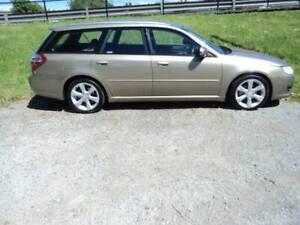 2007 Subaru Liberty 2.5i Automatic Wagon Hughesdale Monash Area Preview