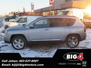 2014 Jeep Compass Limited, Bluetooth, Remote Start