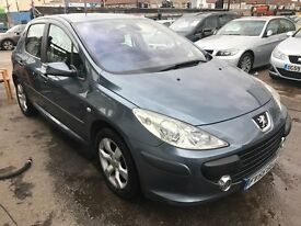 2006 Peugeot 307 1.6 16v SE Tiptronic 5dr, AUTOMATIC, CLEAN CAR, WELL LOOKED AFTER,