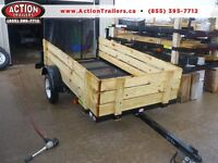 LOWEST PRICED MOTORCYCLE/ATV UTILITY TRAILER $999