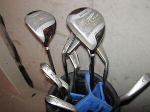 Golf clubs, with golf bag Gatineau Ottawa / Gatineau Area image 2