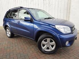 Toyota Rav4 2.0 VVT-I XT-R ....Full Leather Interior, and Only 1 Previous Keeper, Superb Condition