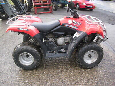 CAN-AM 200 Rally quad bike
