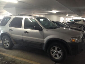 2005 Ford Escape XLT AWD SUV, Crossover