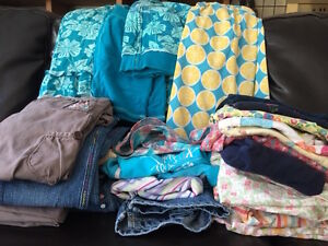 Girls Size 6 Clothes North Shore Greater Vancouver Area image 1