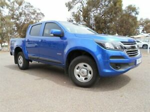 2018 Holden Colorado RG MY19 LS Power Blue Sports Automatic Utility Broken Hill Central Broken Hill Area Preview