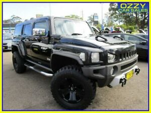 2008 Hummer H3 Black 4 Speed Automatic Wagon Penrith Penrith Area Preview