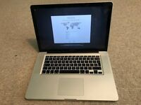 "Great Condition 15"" Macbook Pro (3.06ghz) £200"