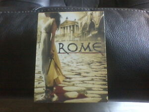 Rome 1st and 2nd season. Dvds. Kingston Kingston Area image 2