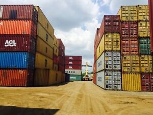 Storage / Shipping Containers / Sea Cans 20 & 40 feet