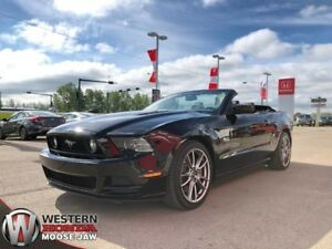 2014 Ford Mustang GT Convertible- 5.0L V8, Nav, Leather!
