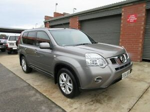 2011 Nissan X-Trail T31 MY11 ST-L (4x4) Grey 6 Speed CVT Auto Sequential Wagon Holden Hill Tea Tree Gully Area Preview