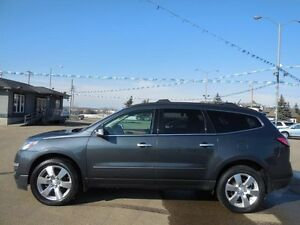 2014 Chevrolet Traverse LTZ AWD- Navigation