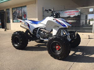 MINT CONDITION 2013 Honda TRX 450R for only $59 bi-weekly!!