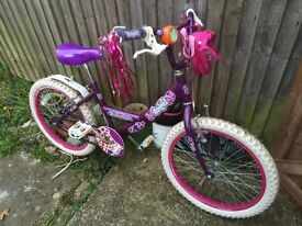 Girl Bicycle(7-10 year old)