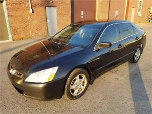 2005 Honda Accord Hybrid/CUIR/A/C / MAGS/ GROUPE ELECTRIQUE