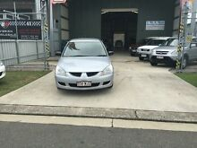 2005 Mitsubishi Lancer CH MY05 ES Silver 5 Speed Manual Sedan Clontarf Redcliffe Area Preview