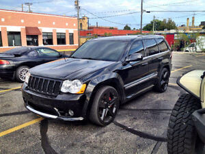 2008 Jeep Grand Cherokee SRT8 MONSTER! ONLY $159 BI WEEKLY