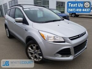 2013 Ford Escape SEL AWD Leather Ecoboost
