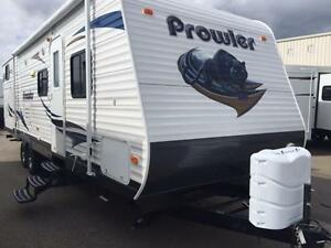 2013 PROWLER 29 BHD ON SALE LOADED AND WITH LOTS OF ROOM
