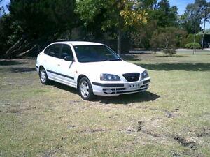 2004 Hyundai Elantra XD Elite 2.0 HVT 4 Speed Automatic Hatchback Windsor Gardens Port Adelaide Area Preview