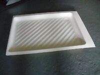 Large Shower Tray, Brand New Unused....