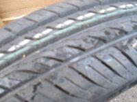 Tyre 135 x 80 x 15 kumo