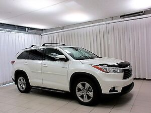 2016 Toyota Highlander NEW INVENTORY! DEMO HYBRID LIMITED 7PASS