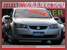 2008 Holden Calais VE MY08 V Silver 6 Speed Automatic Sedan Homebush Strathfield Area Preview