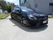 2014 Mercedes-Benz CLA200 Black Sports Automatic Dual Clutch Sedan Southport Gold Coast City Preview