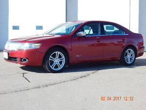 2007 Lincoln MKZ AWD -- LOADED!! -- ONLY 97K!!!